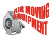 Air moving equipment logo